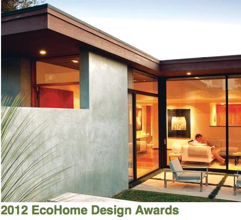 National EcoHome Design Awards