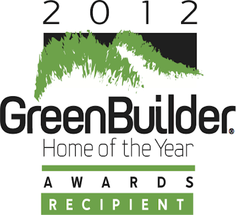 2012 Green Builder Home of the Year Award