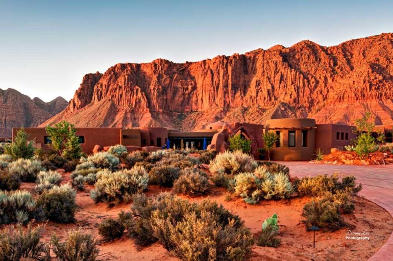 Case-de-amore Kayenta Green Home